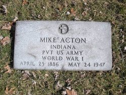 Pvt Mike Acton