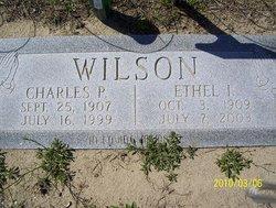 Ethel I Wilson