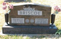 William Keith Briscoe