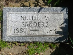 Nellie M. <I>Venrick</I> Sanders