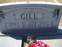 Homer E Gill