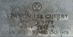 Vernon Lee Cherry, Sr