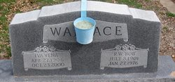 "Robert W ""Bob"" Wallace"