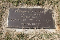 Freeman Delbert Creech