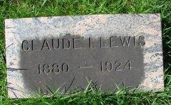 Claude Isaac Lewis