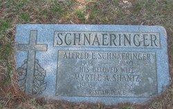 Myrtle A. <I>Shantz</I> Schnaeringer