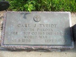 Carl J. Tveidt