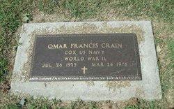 Omar Francis Crain