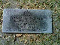 James W Barker
