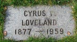 Cyrus I Loveland
