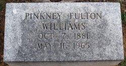 Pinkney Fulton Williams