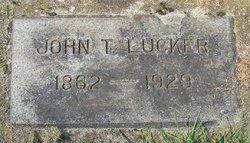 John T Lucker