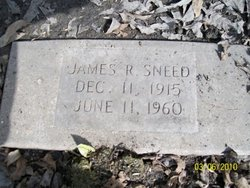 James R. Sneed