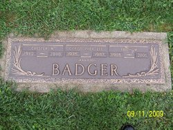Chester M Badger