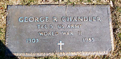 George Russell Chandler