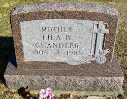 Lila B. Chandler