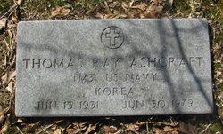 Thomas Ray Ashcraft