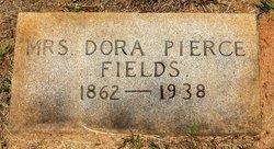 Mrs Dora Polina <I>Harris Pierce</I> Fields