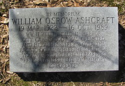 William Osrow Ashcraft