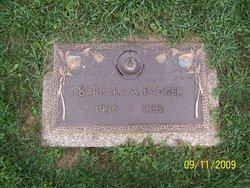 Barbara A Badger