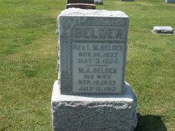 Rev L. M. Belder