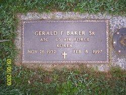 Gerald F Baker, Sr