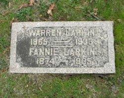 Fannie S. <I>Blair</I> Larkin