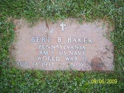 Bert B Baker