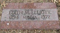 Edith M. Elliott