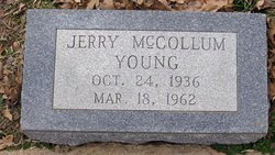 Jerry McCollum Young