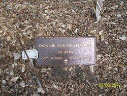 Donnie Joe Hightower