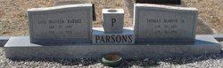 Lois Matilda <I>Hardee</I> Parsons