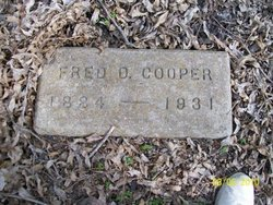 Fred D. Cooper