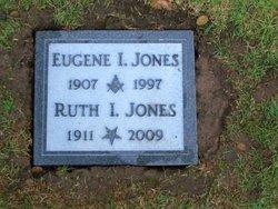 Ruth Irene <I>McAdams</I> Jones