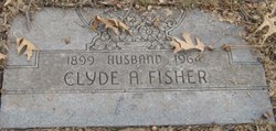 Clyde A. Fisher