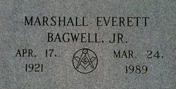 Marshall Everett Bagwell, Jr