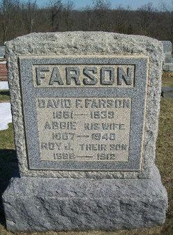 Roy Jimason Farson