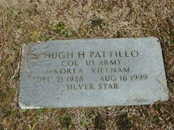 Col Hugh Heflin Pattillo