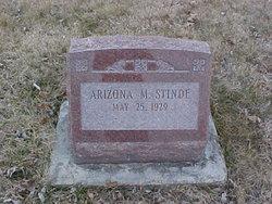 Arizona M Stinde