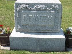 Effie V. <I>Martin</I> Dewees