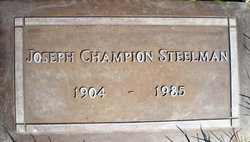 Joseph Champion Steelman