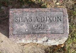 Silas A Dixon