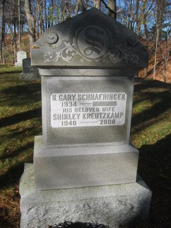 Shirley H. <I>Kreutzkamp</I> Schnaeringer