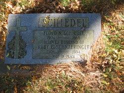 """Floyd Nelson """"Pat"""" Schiedel"""