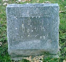 Rev Leonard Houghton