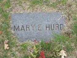 Mary Elizabeth <I>Wilcox</I> Hurd
