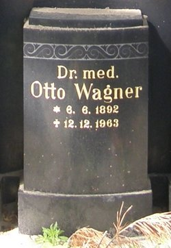 Dr Otto Wagner