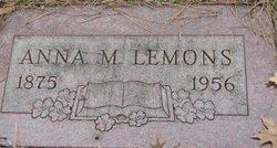 Anna M. Lemons