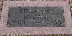 Edna May <I>Grigsby</I> McCaig