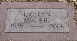 Evelyn McCaig